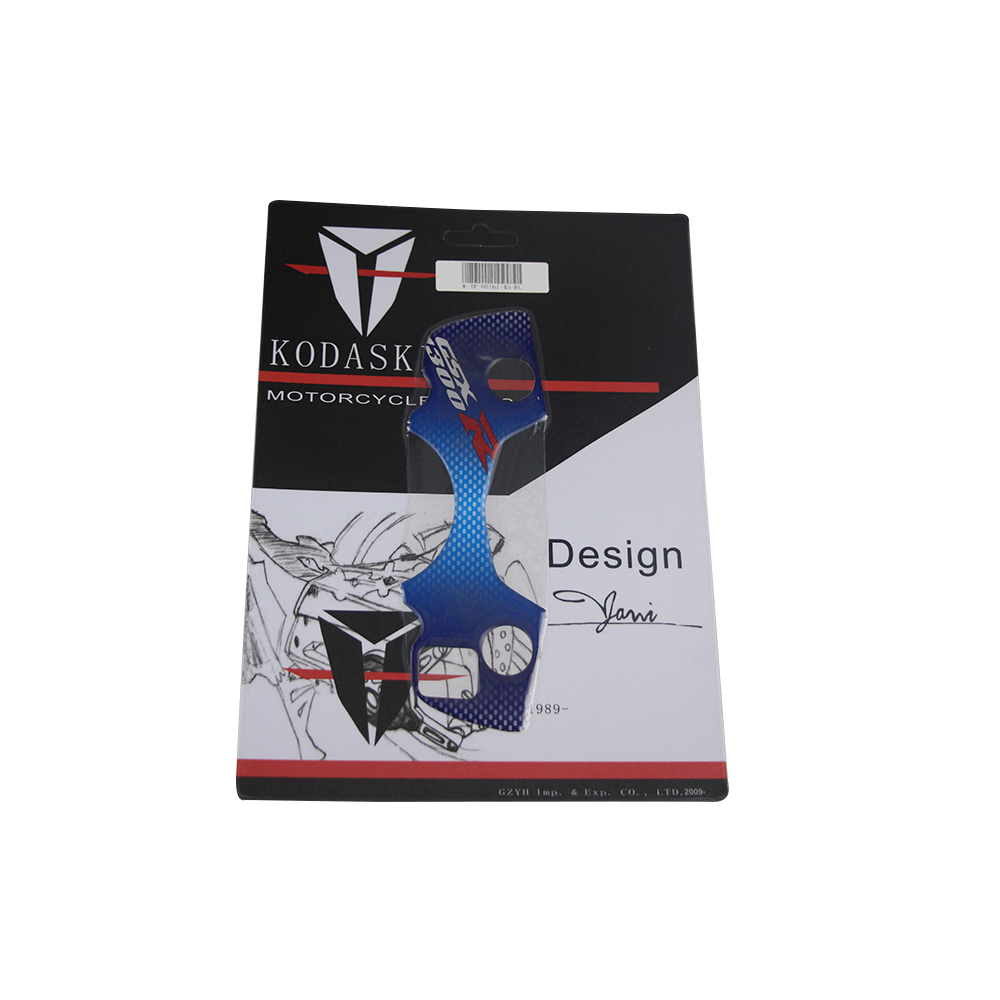KODASKIN Triple Tree for SUZUKI GSXR1300 hayabusa 2008 2016 Creative Stickers in Decals Stickers from Automobiles Motorcycles