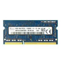 SKhynix chips Laptop Sodimm Ram DDR3L 4GB 1600mhz 1.35V memory For notebook PC3L 12800S 204pin non ECC Notebook RAM memoria