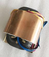 GZLOZONE Hifi 100VA בידוד R core שנאי 115V 115V 115V 230V 230V 230V L12 8