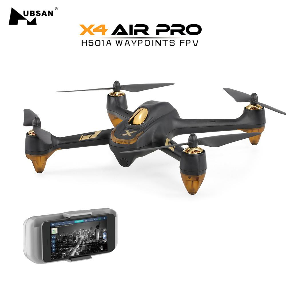 HUBSAN X4 AIR H501A Pro 5.8G FPV Brushless moto With 1080P HD Camera GPS RC Quadcopter BNF Mode D30
