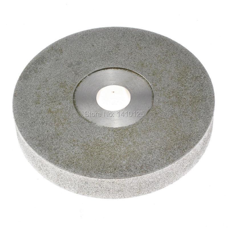 6 дюймов гранильной Грит 60 1000 diamond Шлифовальные круги покрытием лицевой стороне Уход за кожей лица абразивный диск залп Арбор 1 инструменты