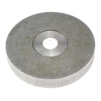 6 inch Lapidary Grit 60 1000 Diamond Grinding Wheel Coated Facing Side Face Abrasive Disc Broadside Arbor 1 Tools for Gemstone