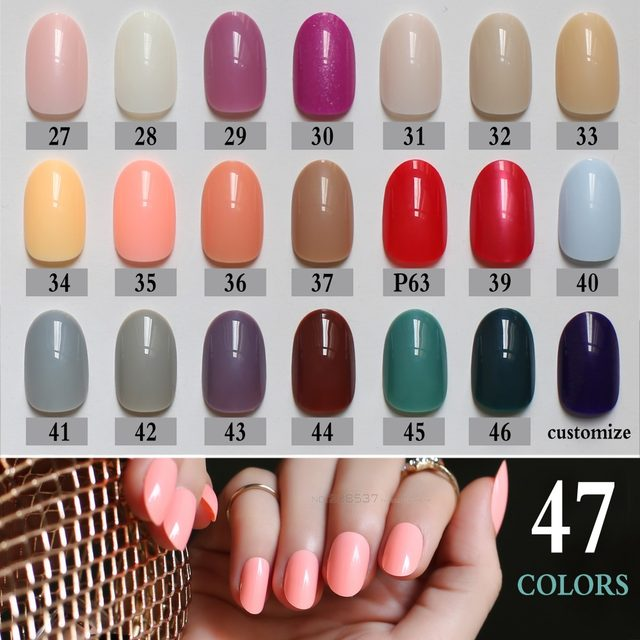 Online Shop 24pcs Rose new round Soft Pink Nude color Red oval head ...