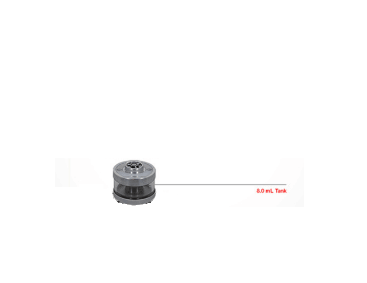 DIY atomizer  tank  rta rda coil core replacement of  E-cigarette hookah square e head hookah  vape