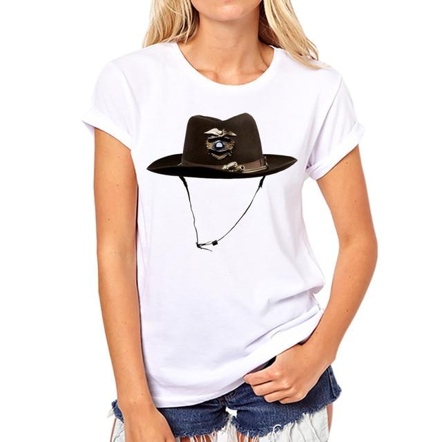 c4bae07aad6 3D Printing Women T Shirt New Summer Short Sleeve Pirates Hat Printed T-shirt  Ladies Women s T Shirt W133