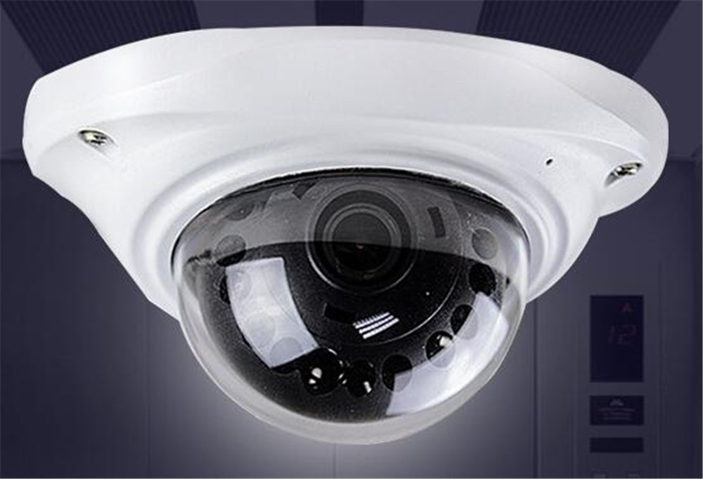 2MP 1080P For Elevator IP Camera 120 Degree Wide Angle 2MP 1080P For Elevator IP Camera 120 Degree Wide Angle
