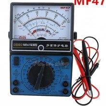 MF47 DIY Kit electronic practice multimeter suite pointer multimeter pa