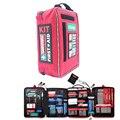 Kit de primeiros Socorros para Workpleace e Casa Ao Ar Livre de Acampamento Caminhadas KIT De Emergência Pacote de Tratamento de 4 Seções