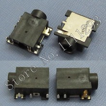 10 pz/lotto Audio Martinetti Connettore per Acer Aspire 5552 5252 5741 5741G 5740 5733 5733Z EM350 Gateway NAV51 NV59C cuffia Porta MIC