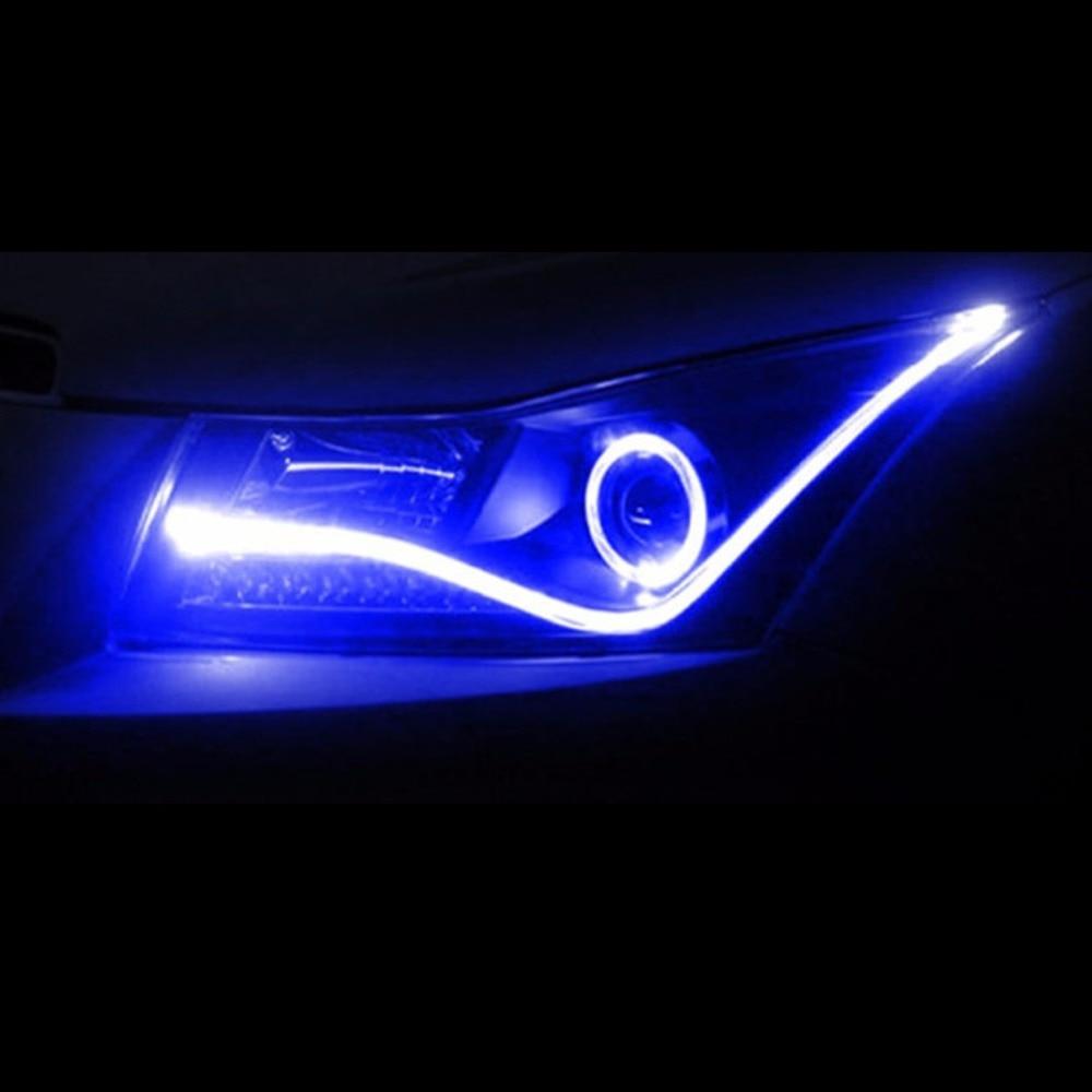 New Signal Light 12v Turn Signal Flexible Car Soft Tube