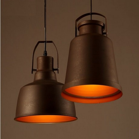 Retro Loft Style Creative Iron Art LED Pendant Light Fixtures Vintage Industrial Lighting For Dining Room Hanging Lamp стоимость