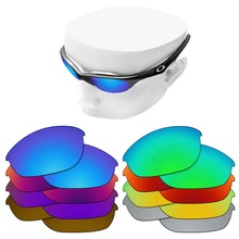 OOWLIT Polarized Replacement Lenses for-Oakley Half Jacket Sunglasses