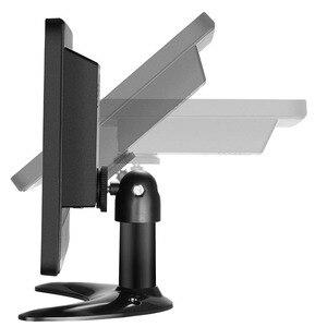 Image 4 - ZHIXIANDA Cheap Lcd Monitor 8 Inch 1024*768 CCTV Security Monitor With VGA HDMI USB BNC AV Two Speakers