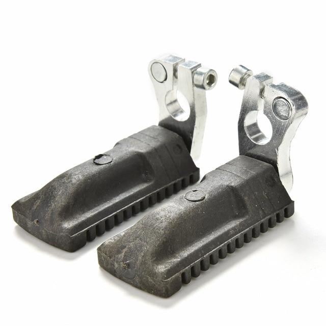1 para podnóżki podnóżki podnóżki dla 47cc 49cc Mini moto motorynka Mini moto pedały rowerowe