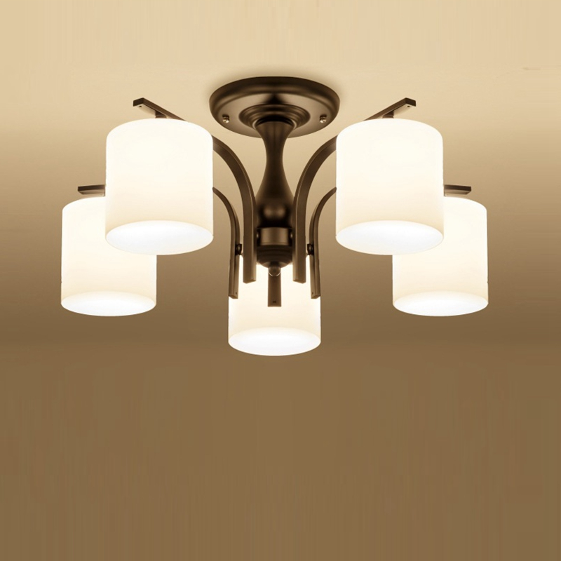 Mordic Pendant Lights Suspension Glass lamp Kitchen Lights ...