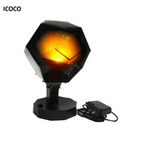 ICOCO New Year Portable Lightweight Astro Star Sky Projector Light Children S Bedroom Starry Night Light