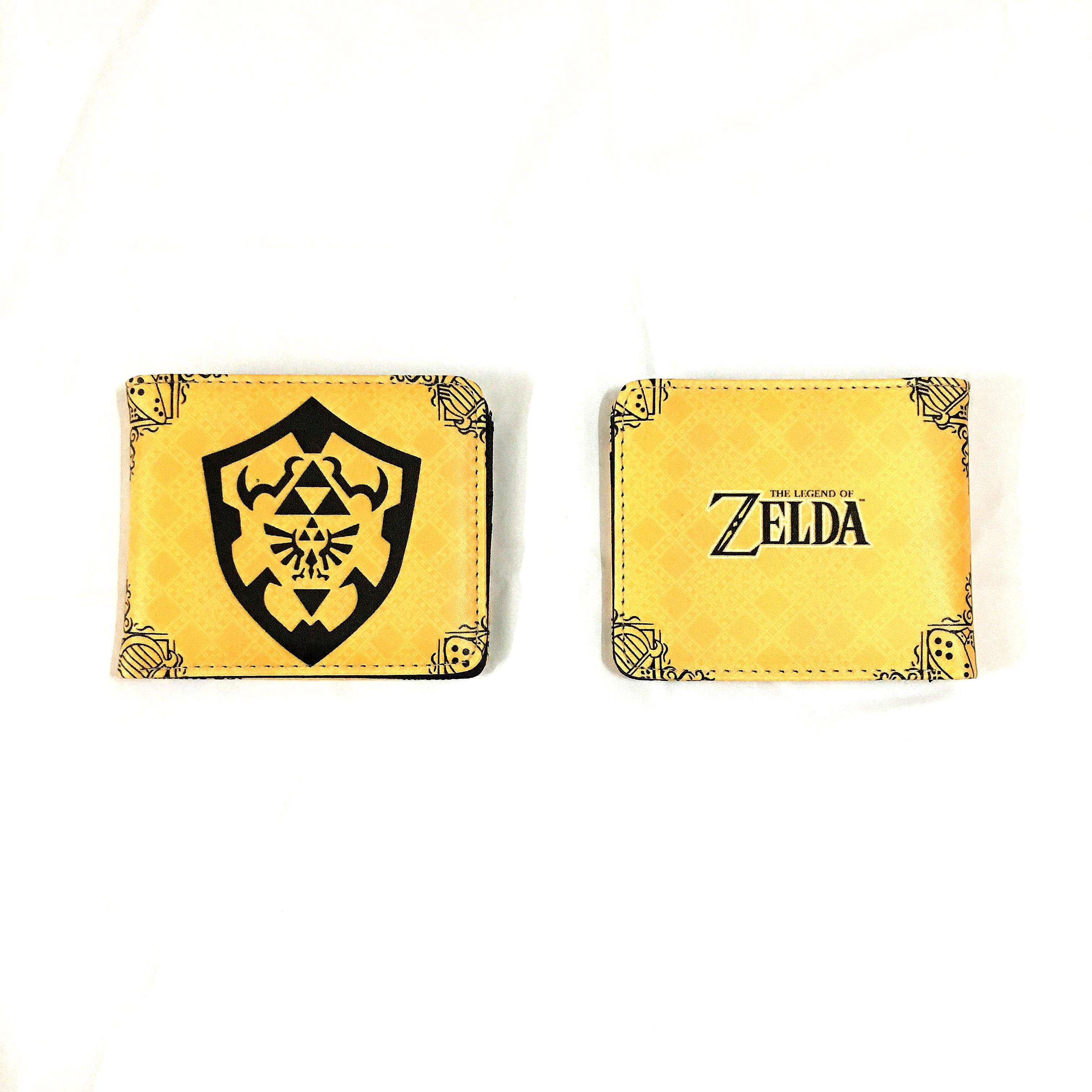 Mens Batman Logo Badge Bifold Wallet DFT-1327