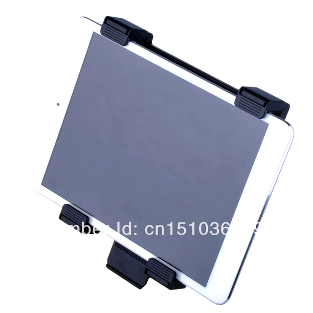 Microfone Mic Stand Tablet Montar com 360 Ajuste Giratório Suporte para Nova apple ipad 2/3/4 ipad mini google nexus 7 8 10