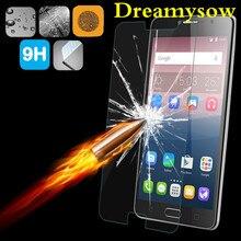 Для Alcatel One Touch Pop 4 5051 4S 5095 4 плюс 5056D A30 A50 A7XL idol 5 5S с уровнем твердости 9H премиум-класса из закаленного Стекло Экран протектор чехол