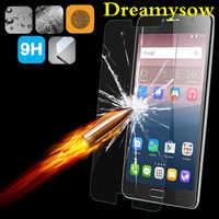 Para Alcatel One Touch Pop 4 5051 4S 5095 4 Plus 5056D A30 A50 A7XL idol 5 5S 9H, protector de pantalla de vidrio templado Premium
