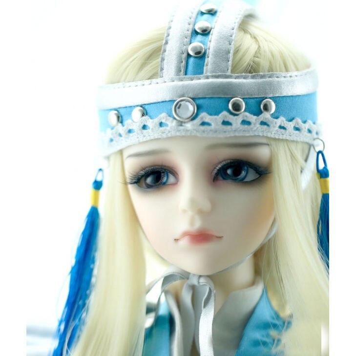 [wamami] AOD 1/3 BJD Dollfie Girl Set* FREE FACE UP/EYES/~Ge Lei [wamami] aod 1 3 bjd dollfie girl set free face up eyes fan