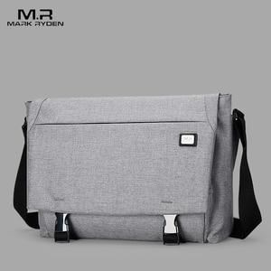 Image 1 - Mark Ryden New Crossbody Bags for Men Water Repellent Messengers Bag Business Casual Shoulder Bags