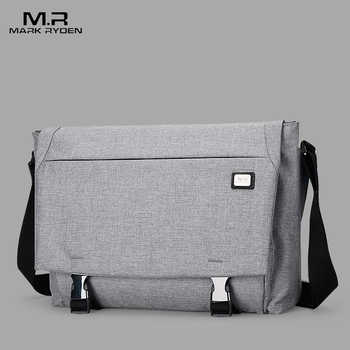 Mark Ryden New Crossbody Bags for Men Water Repellent Messengers Bag Business Casual Shoulder Bags - DISCOUNT ITEM  49% OFF All Category