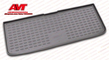 Trunk mats for Suzuki Jimny 2001- 1 pcs rubber rugs non slip rubber interior car styling accessories