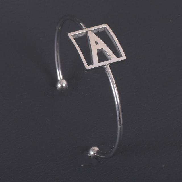 Aarrive A Letter Bracelet...
