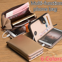 CJ07 Genuine leather flip case with wallet for Nokia 6 TA 1000 phone case for Nokia 6 phone bag kickstand free shipping