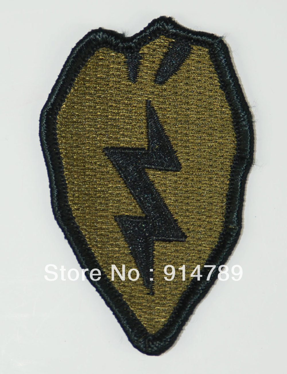 VIETNAM WAR US TWILL PATCH 25TH INFANTRY DIVISION-32653