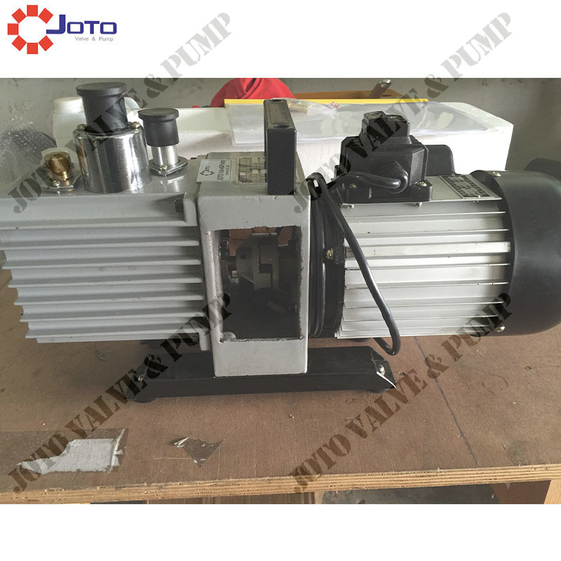 0.5CFM 220V50HZ 2xz-0.25 Double Stage Structure Rotary Vane Vacuum Pump Price