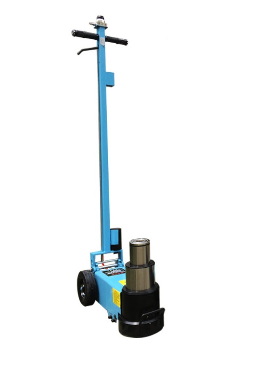 85Ton Air floor hydraulic jack for truck auto repairing tyre tire wheel lifting pneumatic jack stand supporting