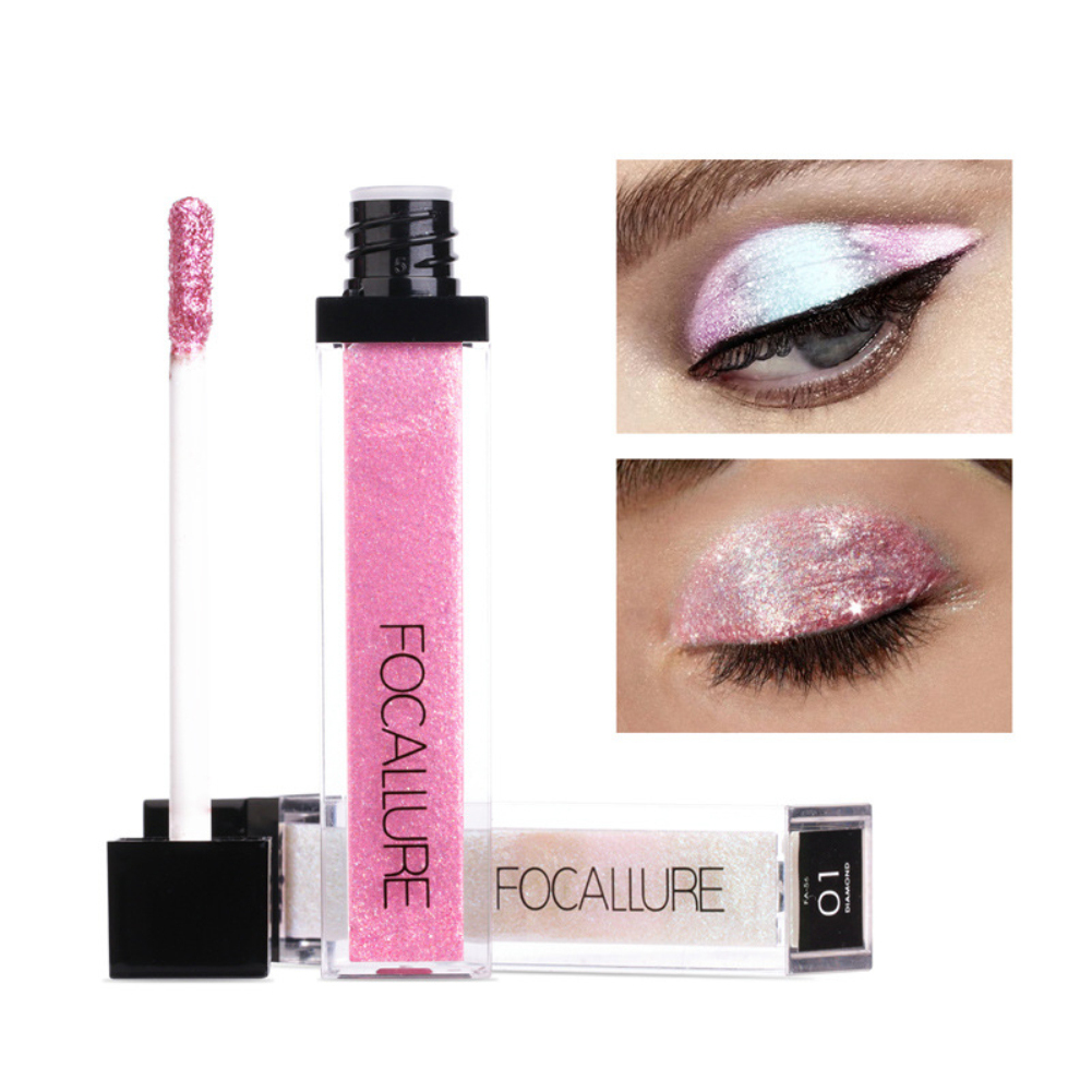 12 Color Monochrome Shimmer Eye Glitter Powder Waterproof Makeup Satin Flash Gold Red White Blue Eyeshadow Palette Sale Overall Discount 50-70% Eye Shadow Beauty Essentials