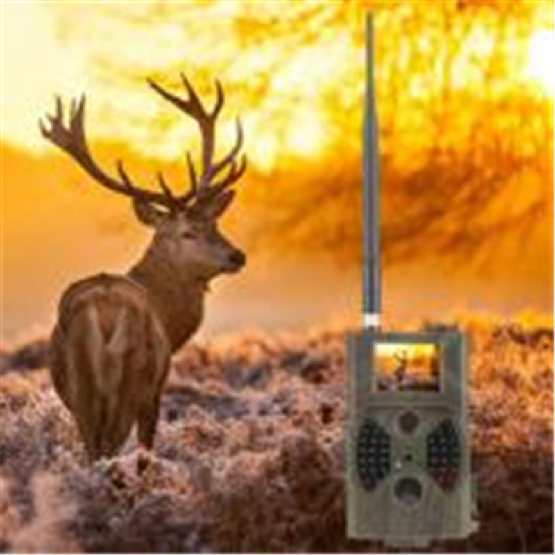 HC350M 940NM Hunting Trail Camera HD 16MP 1080P Video Night Vision MMS GMS Scouting Infrared Game Hunter Camera 2 lcd hd 1080p mms digital infrared