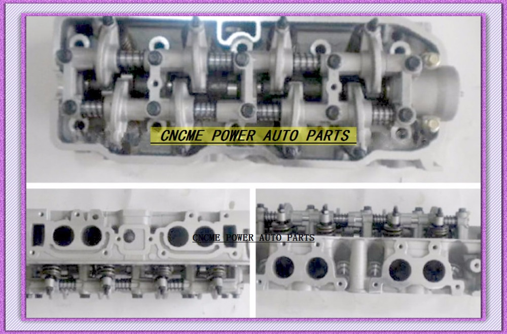 4G63 Complete Cylinder Head Assembly ASSY For MITSUBISHI L200 L300 E15 P03 P13 P23 SON44 2.0 8v MD099086 MD188956 22100-32540 908 840 r2 rf 2 0l 2 2d complete cylinder head assembly assy for ford econovan for mazda 323 626 for suzuki vitara r263 10 100h