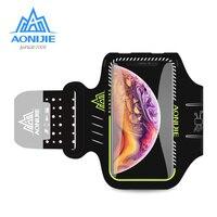 fa3dc6e6348b7 ... Phone Sports Running Armband Arm Bag Jogging Case Holder Cover. US  $14.27 US $10.27. AONIJIE A892S Su Geçirmez Cep Telefonu Spor koşu kol  bandı çantası ...