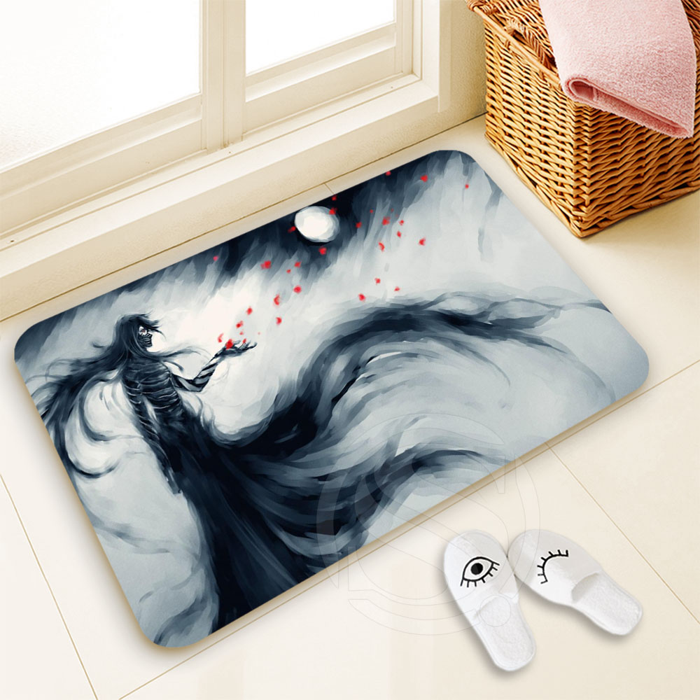 H-P264 Custom Bleach #11 Doormat Home Decor 100% Polyester Pattern Door mat Floor Mat foot pad SQ00722-@H0264