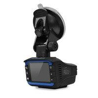 2 In 1 Car DVR Dash Cam Video Radar Speed Detector Night Vision Radar Detection 2