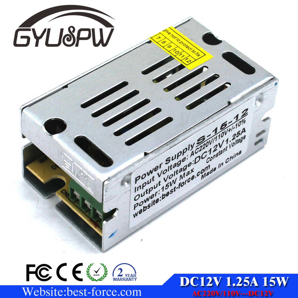 Detail Feedback Questions About Single Output Dc 24v 05a 12w Power 24v05a Regulated Supply Circuit Powersupplycircuit Dc12v 15w Smps For Led Strip Cnc 3d Print Ttransformer 100