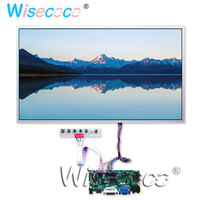 B173RW01 V2 HW5A display 17.3 inch HDMI LCD TFT 1600*900 with LVDS DVI PC audio control driver board