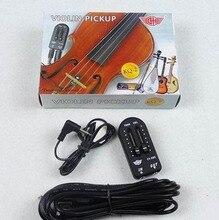 Violin guitar Universal vibration sensor pickup