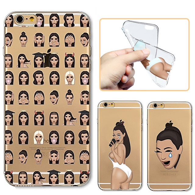coque iphone 7 plus kardashian