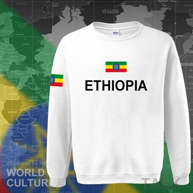 Ethiopia Ethiopian hoodies men sweatshirt sweat new hip hop streetwear clothing tops sporting tracksuit nation 2017 country ETH 4