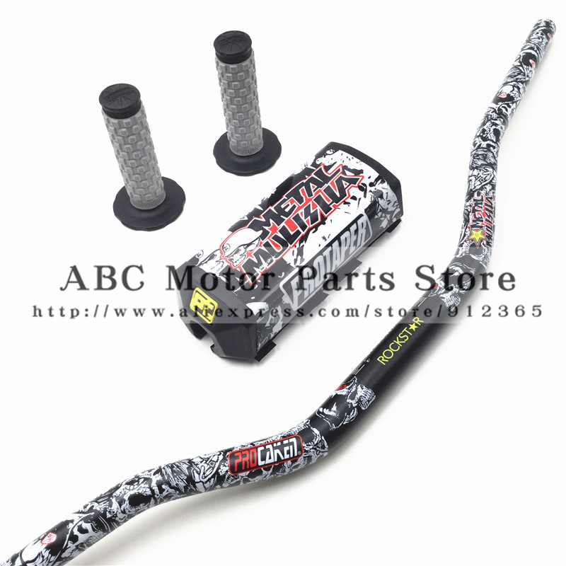 Metal Mulisha Pack Fat Bar 1-1/8