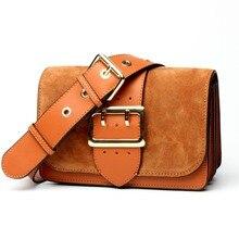 2017 Brand New Cross Body Women Bags Designer Luxury Mini Girls Female Genuine Leather Crossbody Messenger