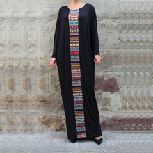 Full Sale Plus Size Dress Charm Women Dress Pockets Robe New Fashion Design Maxi Traditional Dashiki