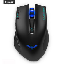HAVIT 2.4G Wireless Gaming Mouse with 2400DPI 7 Button USB Receiver For PC Laptop Desktop mouse sem fio Gamer Mause HV-MS978GT