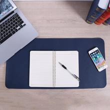 Oversized PU Leather Gaming Mouse Mat 800x400mm Multifunctional Computer Keyboard Desk Pad Mousepad for LOL DOTA Game