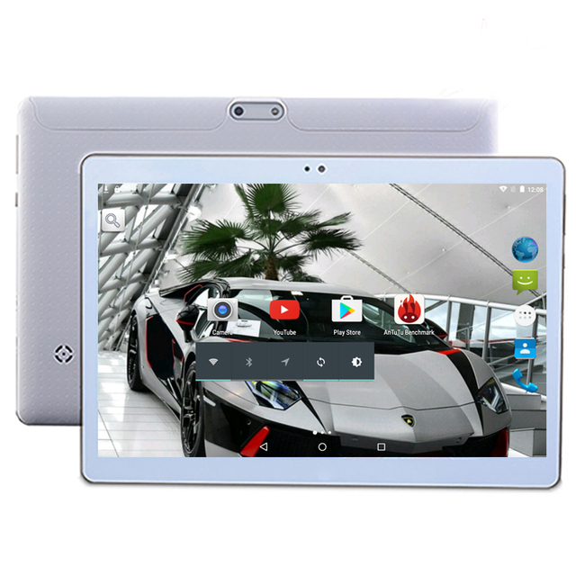 DHL Free Shipping Android 5.1 10 inch tablet pc Octa Core 4GB RAM 32GB ROM 1280*800 IPS Kids Gift MID Tablets Dual SIm10 10.1